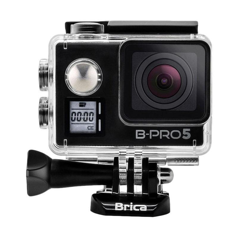 Brica B-PRO 5 Alpha Edition Mark IIs AE2s Combo Extreme Berrisom Action Camera - Hitam