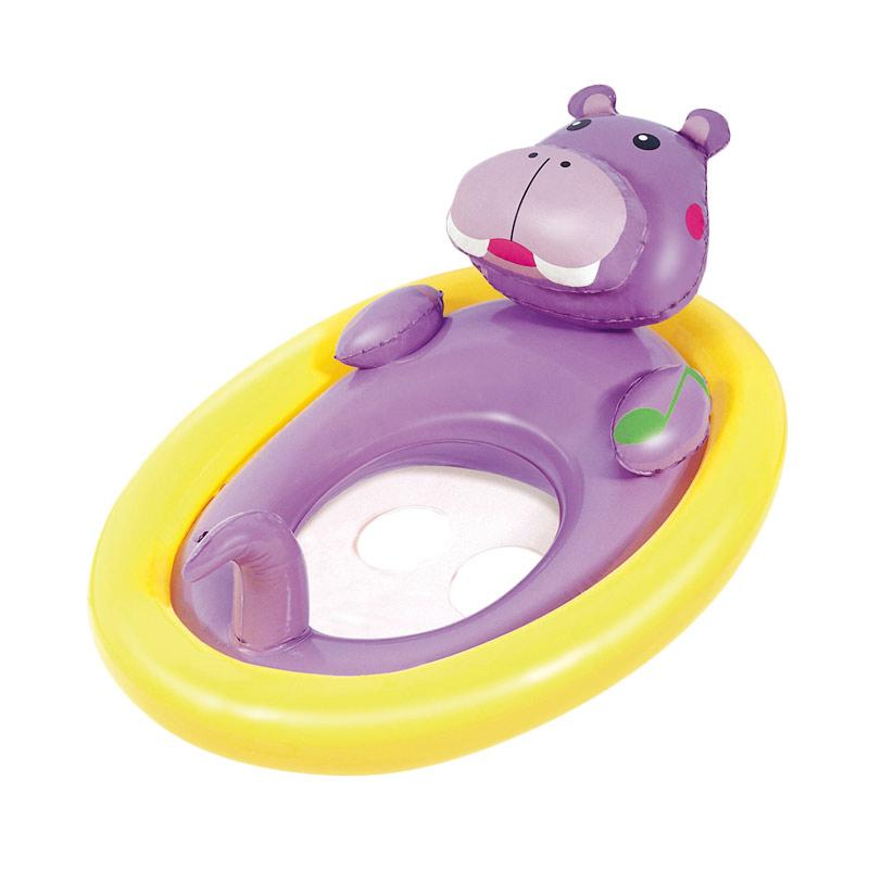 Bestway Hippo Lil Animal Pool Float Ban Renang Anak