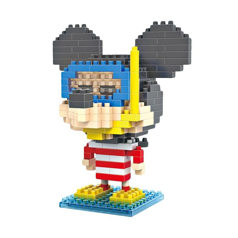 Loz Gift Large 9422 Mainan Mini Block