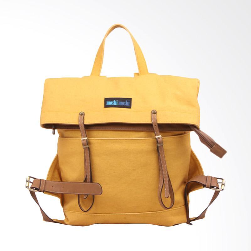 Sabrina BBP.77.2445.171 Backpack Tas Wanita - Yellow Color