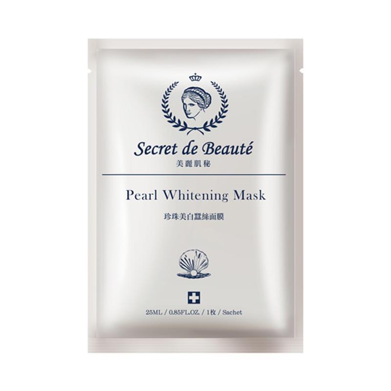 Secret de Beaute Pearl Whitening Mask