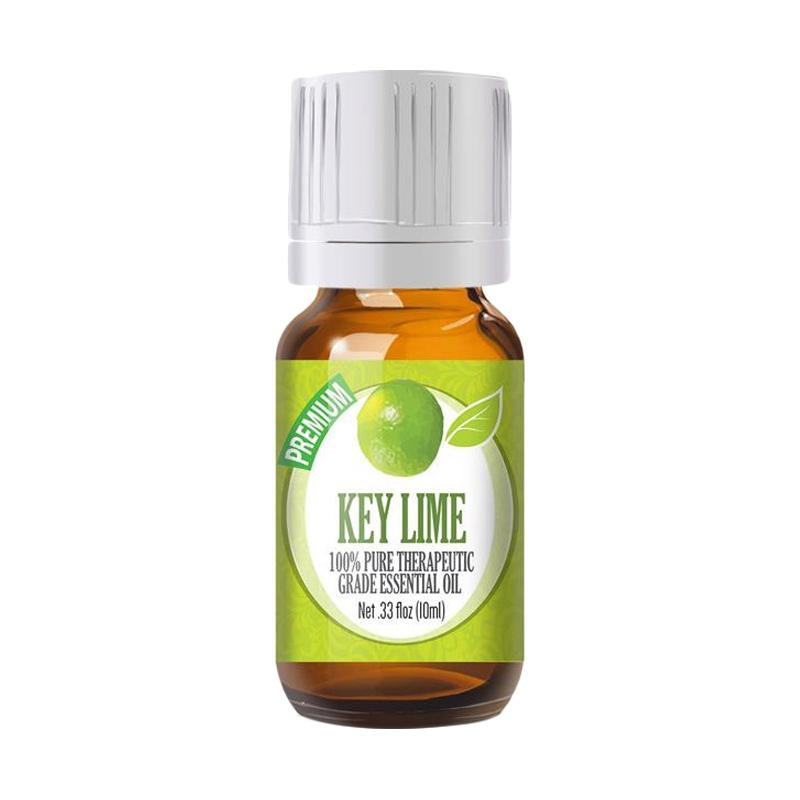 Healing Solutions Key Lime Essential Oil [10 mL]
