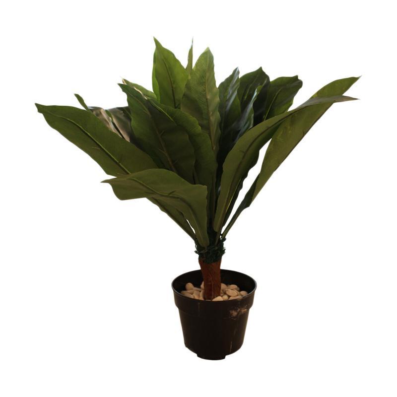 Thema Home 2415 Nestle Leaf A3 Tanaman Artifisial [Regional Surabaya]