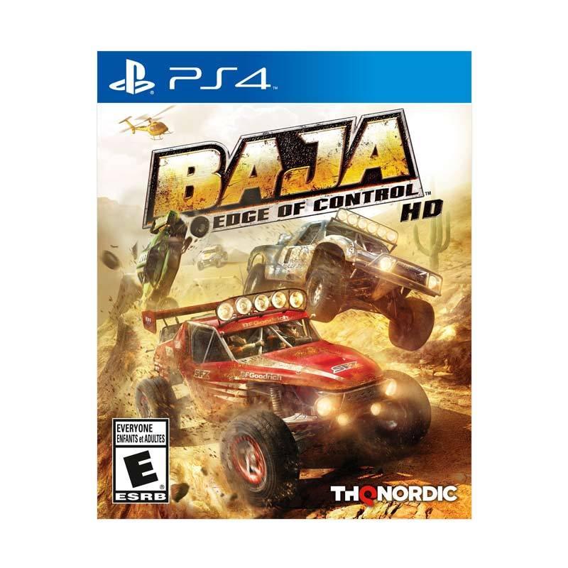 harga PS4 Baja Edge of Control HD DVD Game [Reg 2] Blibli.com