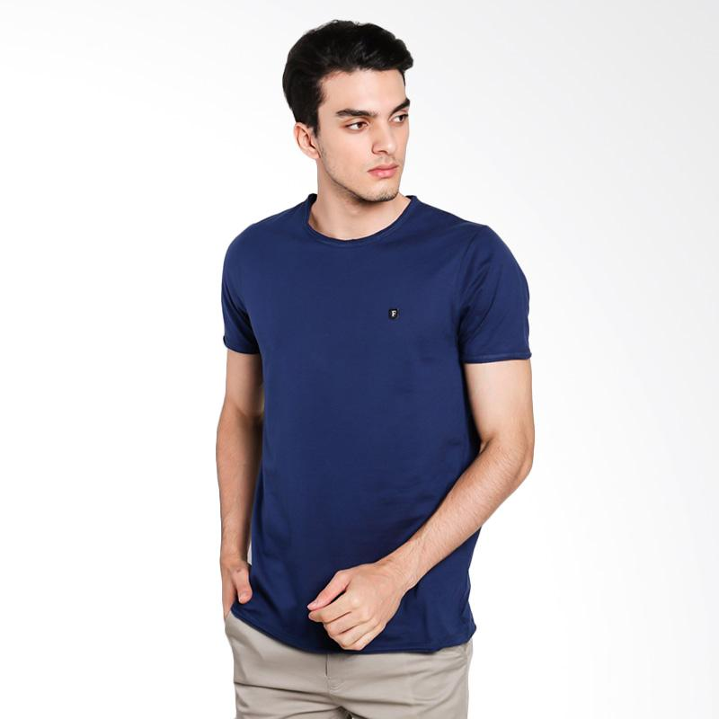 Famo 1411 Men Tshirt - Blue