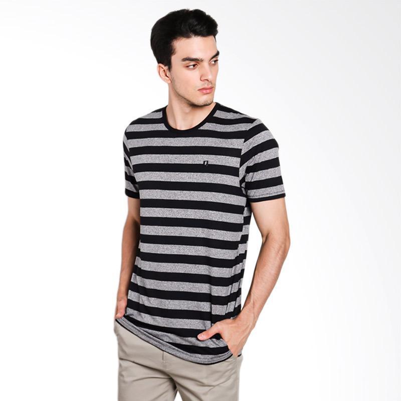 Famo 1612 Men Tshirt - Black
