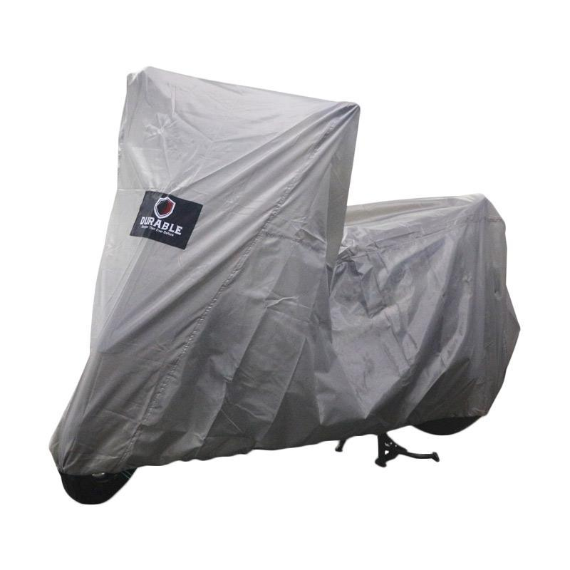 DURABLE Cover Body Motor for Yamaha All New Soul GT - Grey