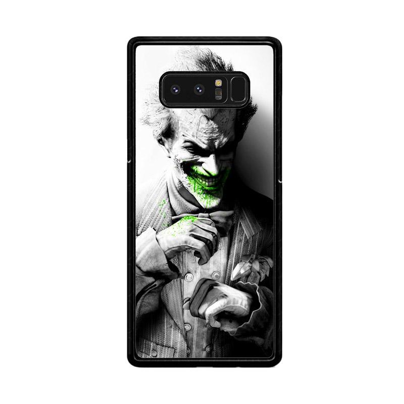 Flazzstore Batman The Joker Z0153 Custom Casing for Samsung Galaxy Note8