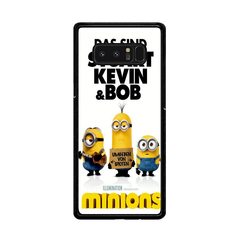 Flazzstore Minions 2 Z0460 Custom Casing for Samsung Galaxy Note8