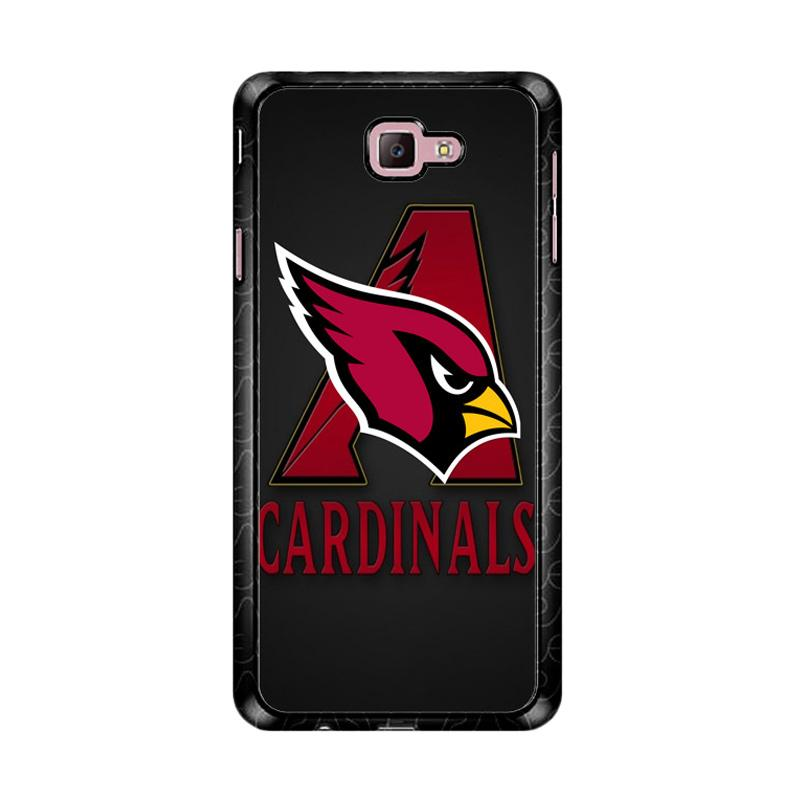Flazzstore Arizona Cardinals Z3026 Custom Casing for Samsung Galaxy J7 Prime