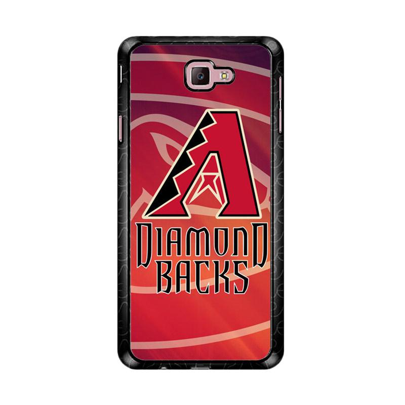 Flazzstore Diamondback Baseball Z3252 Custom Casing for Samsung Galaxy J7 Prime