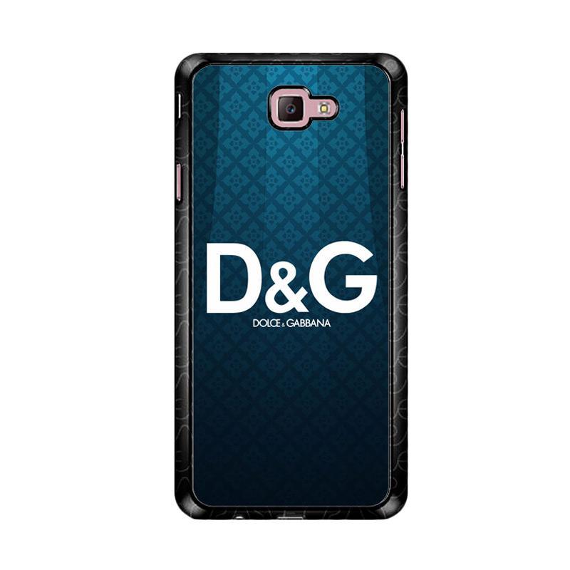 Flazzstore Dolce & Gabbana Z3921 Custom Casing for Samsung Galaxy J7 Prime