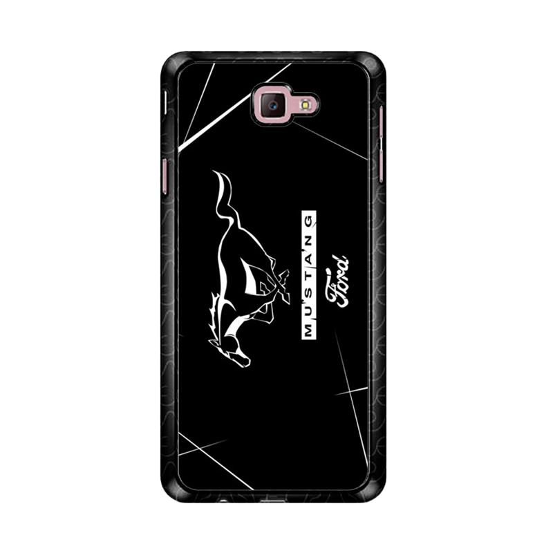 Flazzstore Ford Mustang Z4266 Custom Casing for Samsung Galaxy J7 Prime