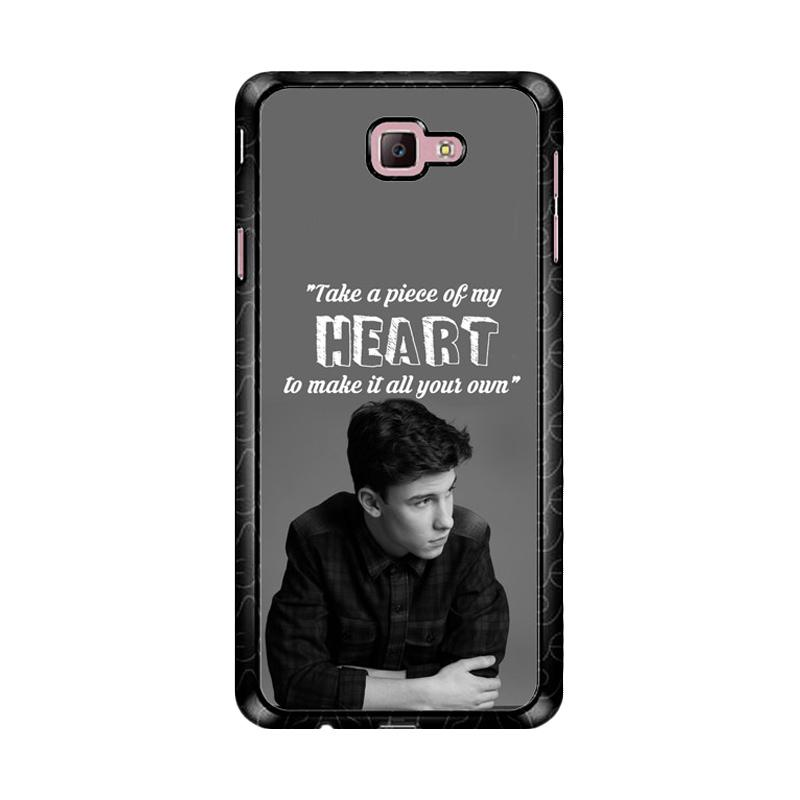 Flazzstore Shawn Mendes Song Z4457 Custom Casing for Samsung Galaxy J7 Prime