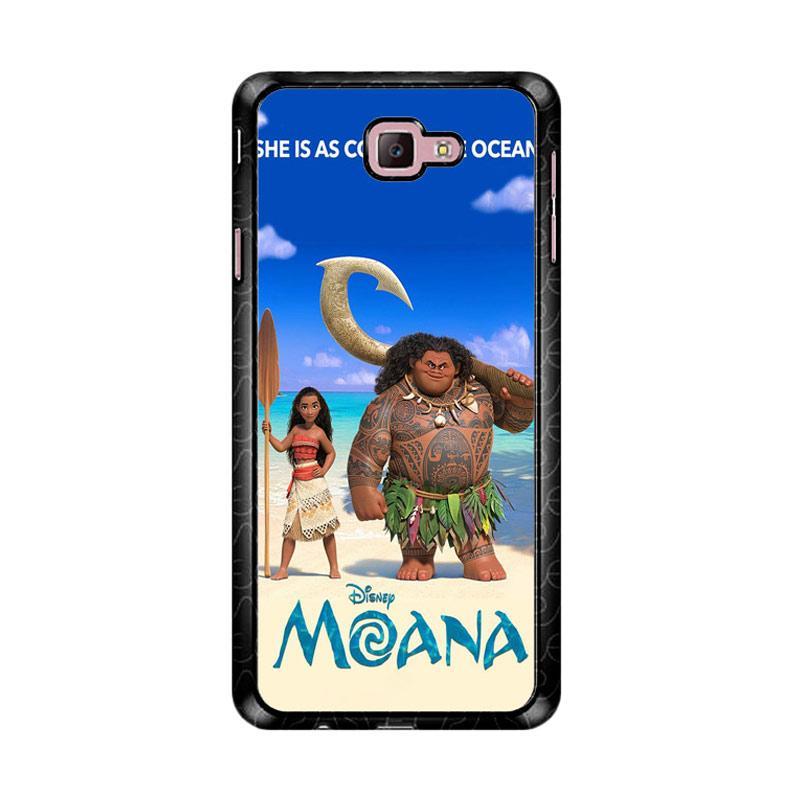Flazzstore Moana Movie Poster Z4559 Custom Casing for Samsung Galaxy J7 Prime