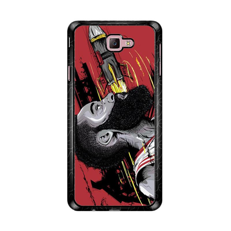 Flazzstore James Harden Rockets Z4764 Custom Casimg for Samsung Galaxy J7 Prime