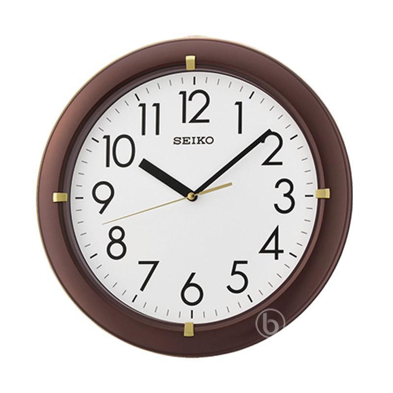 Jam Dinding Seiko Qxa652w - Daftar Harga Terkini dan Terlengkap ... d32ead310f