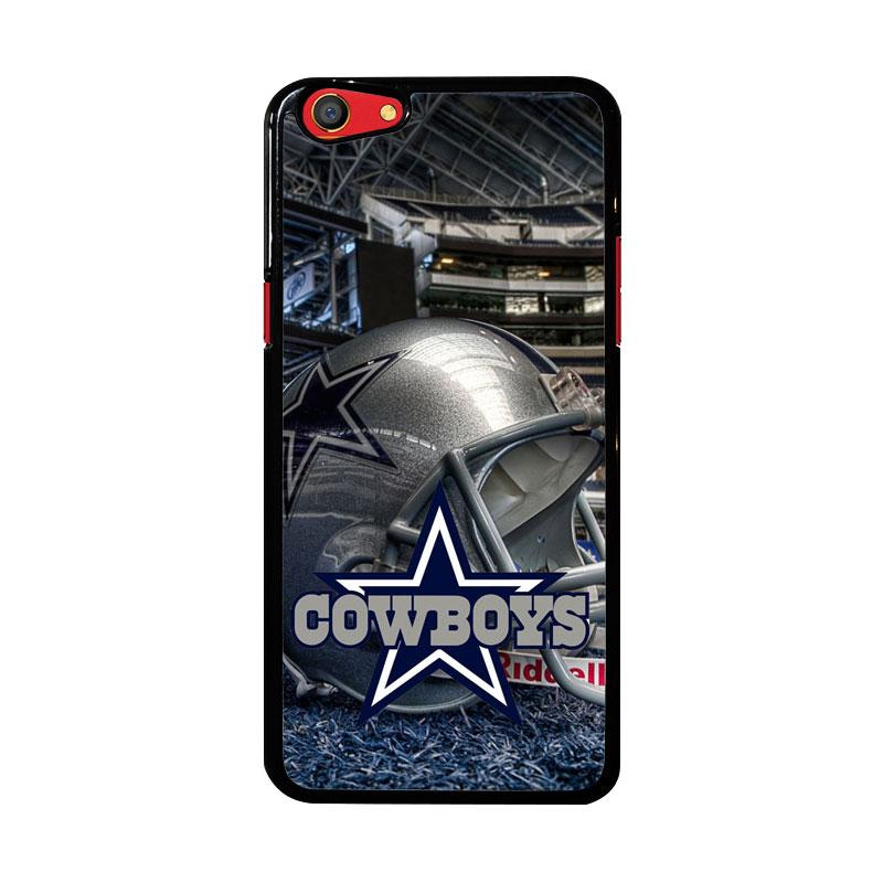 Flazzstore Nfl Dallas Cowboys Z5251 Custom Casing for Oppo F3