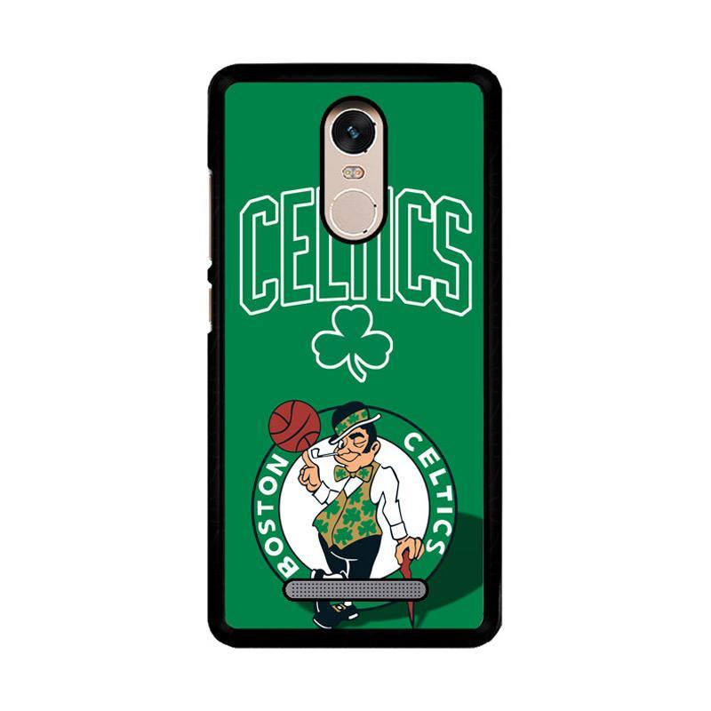 Flazzstore Boston Celtics Z3219 Custom Casing for Xiaomi Redmi Note 3 or Note 3 Pro