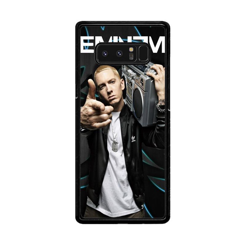 Flazzstore Eminem Z2175 Custom Casing for Samsung Galaxy Note 8