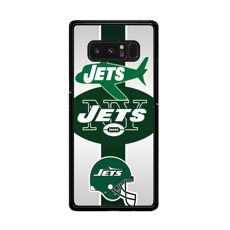 Flazzstore New York Jets Z2998 Custom Casing for Samsung Galaxy Note8