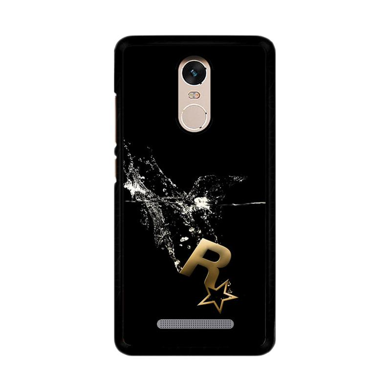 Flazzstore Rockstar Energy Z4478 Custom Casing for Xiaomi Redmi Note 3 or Note 3 Pro