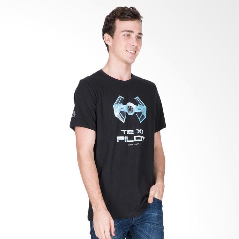 Tendencies XI Pilot T-shirt Pria