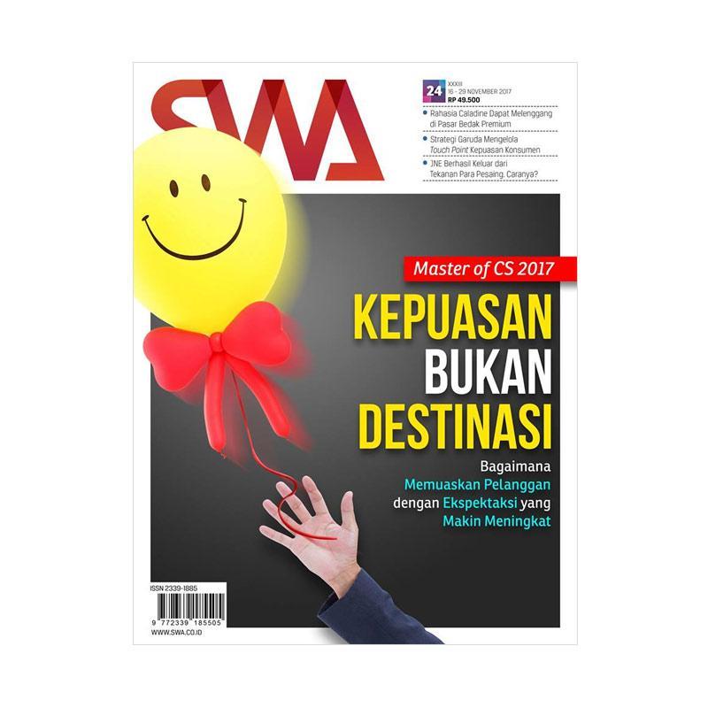 SWA Edisi 24-2017 Master Of CS 2017 Majalah