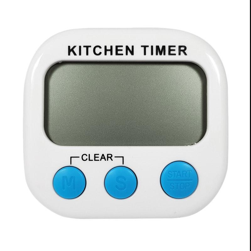 Worcas DT004 Kitchen Digital Timer - Putih