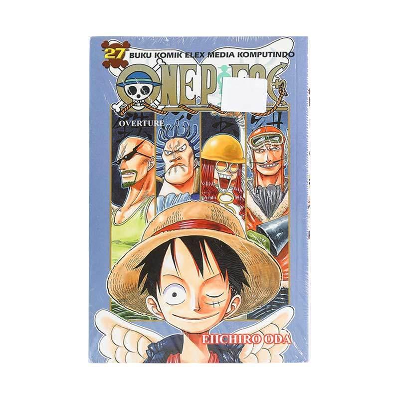 Elex Media Komputindo ONE PIECE 27 200019241 by Eiichiro Oda Buku Komik