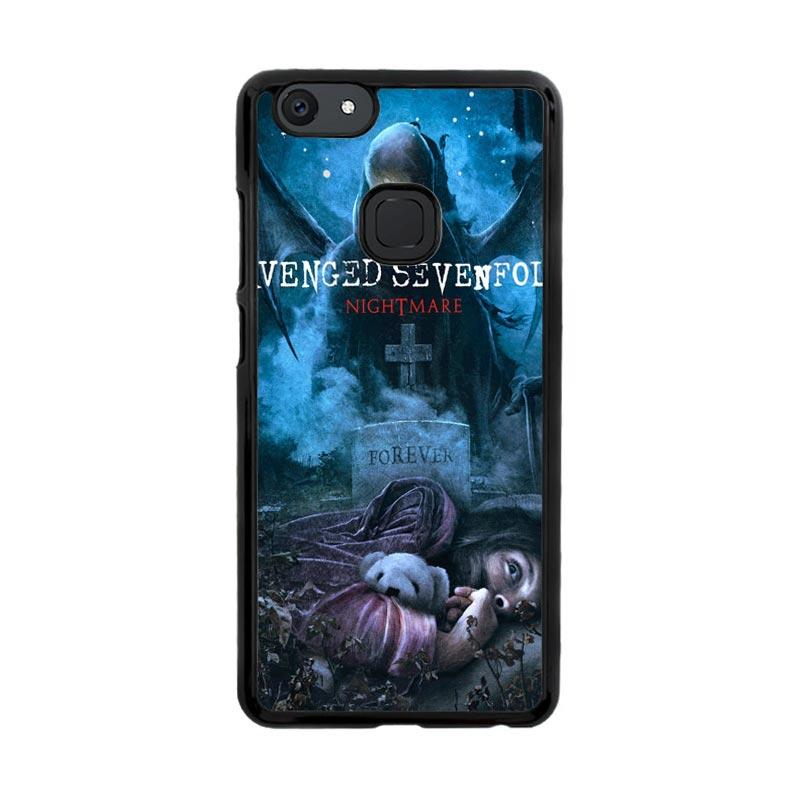 Flazzstore Avenged Sevenfold Rip Z0124 Custom Casing for Vivo V7