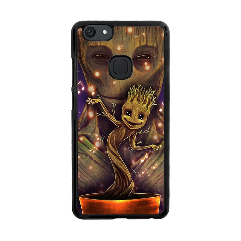 Flazzstore Groot Dancing And Smile Z0190 Custom Casing for Vivo V7