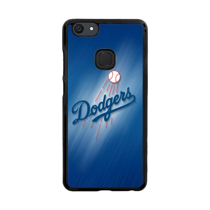 Flazzstore Los Angeles Dodgers Z5178 Custom Casing for Vivo V7