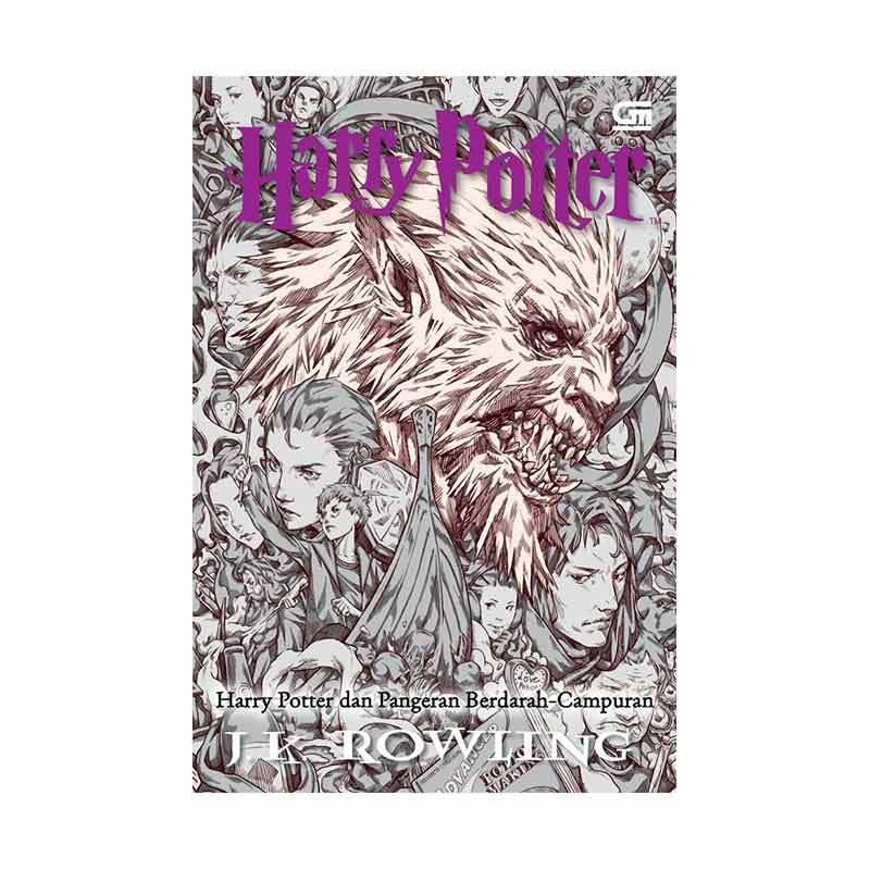 Harry Potter Dan Pangeran Berdarah Campuran Harry Potter And The Half Blood Prince