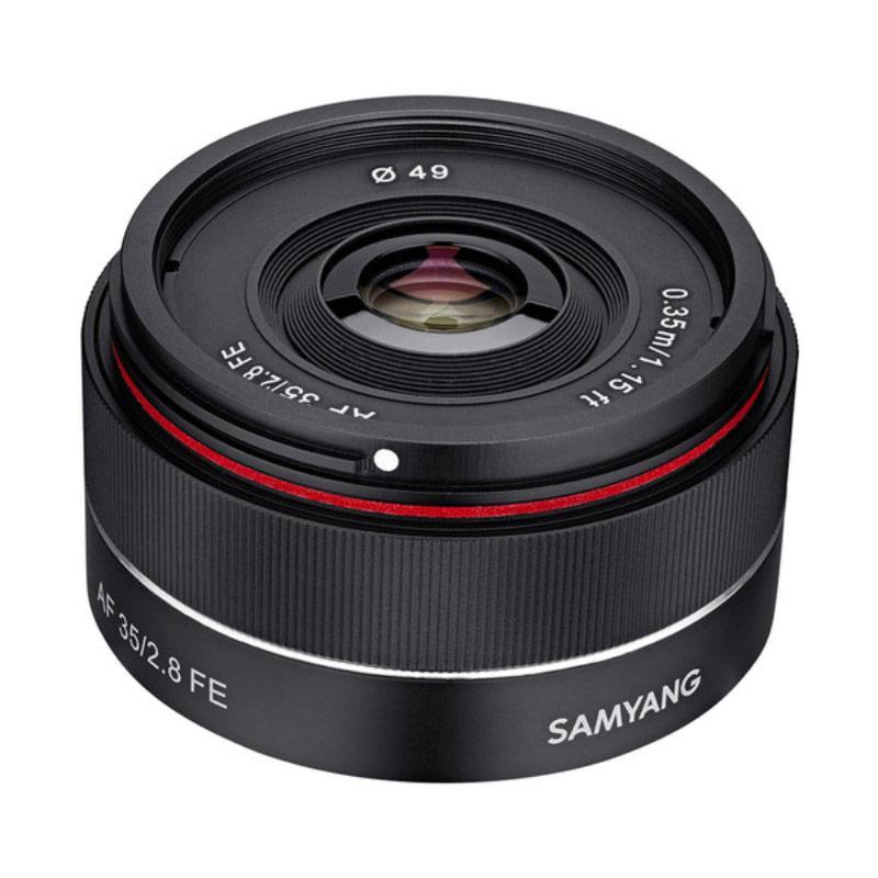 Samyang Lens AF 35mm f/2.8 for Sony Nex