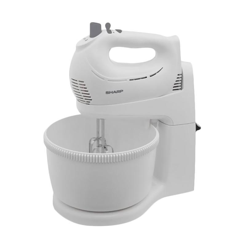 SHARP EM-S53-WH Stand Mixer
