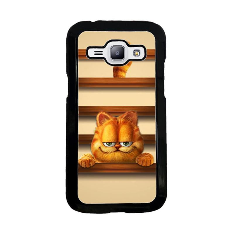 harga Acc Hp Cute Garfield Wallpaper Y1333 Custom Casing for Samsung J1 Ace Blibli.com