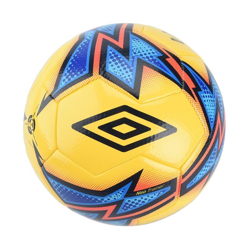 Jual Umbro Neo Trophy Bola Futsal - Yellow  20876U-FCY  Online - Harga    Kualitas Terjamin  1dacb22806d1f