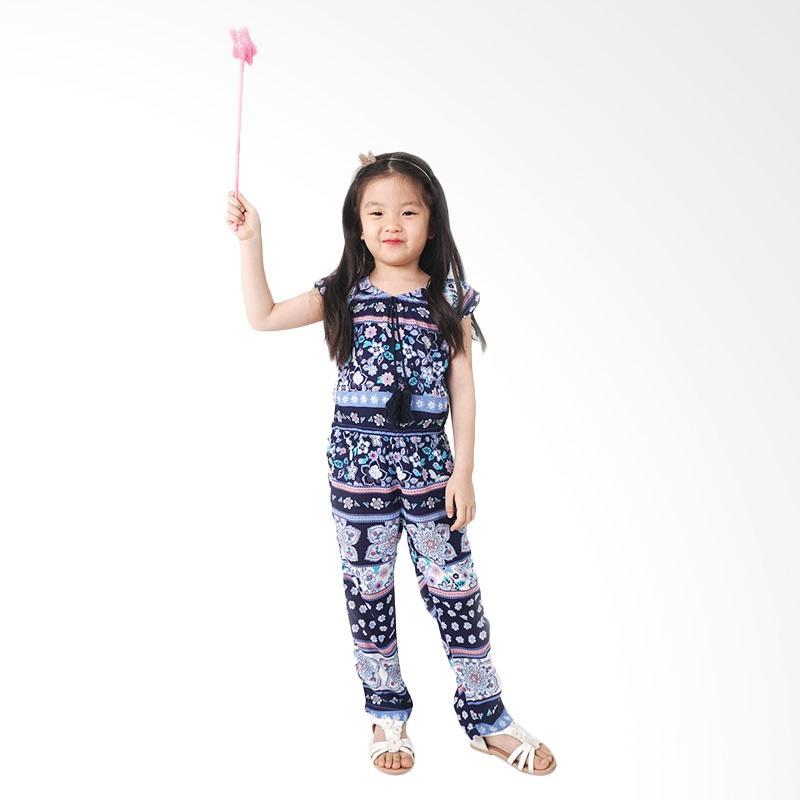Kids Icon LYOV02K017K B Jumpsuit Baju Anak Perempuan