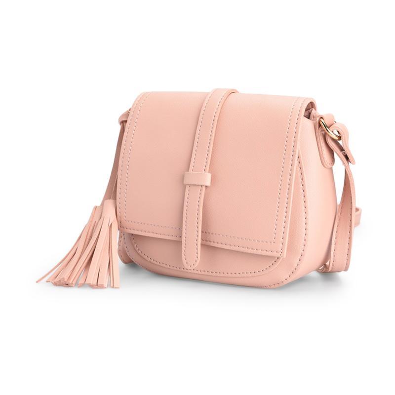 BLYTHE 1815 Small Belt Sling Bag Pink