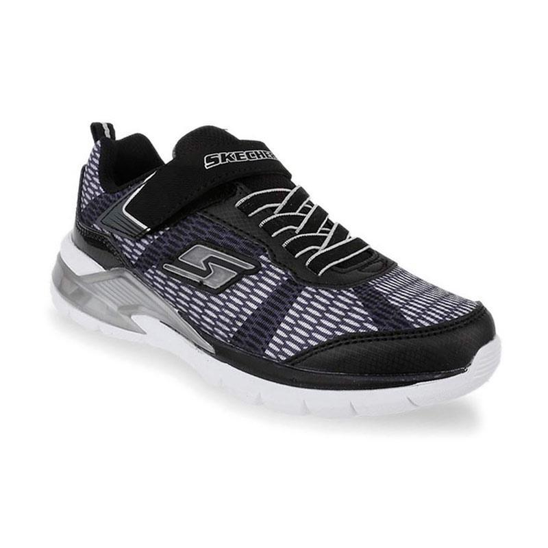 Skechers S Lights Erupters II Lava Waves Boys' Sneakers Shoes Sepatu Olahraga Pria