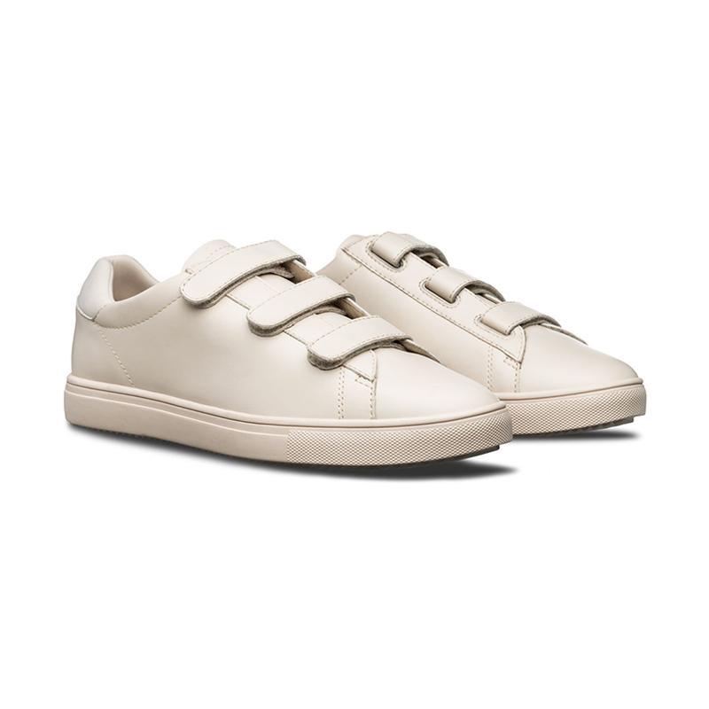 CLAE Bradley Velcro Woman Shoes Light Khaki
