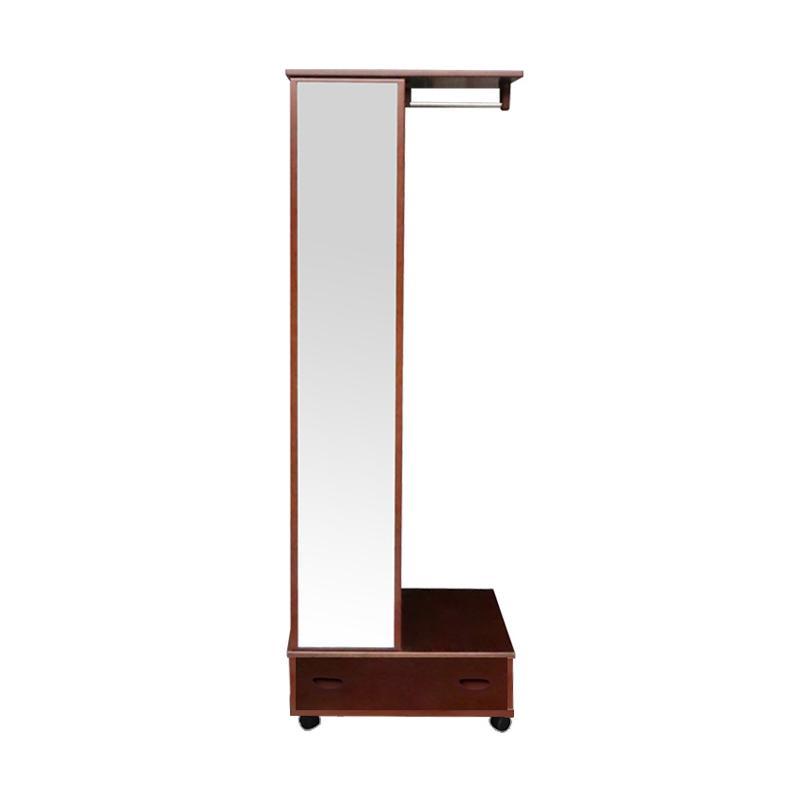 Toraya MR CA60 Dresser Mirror Cabinet Lemari Hias