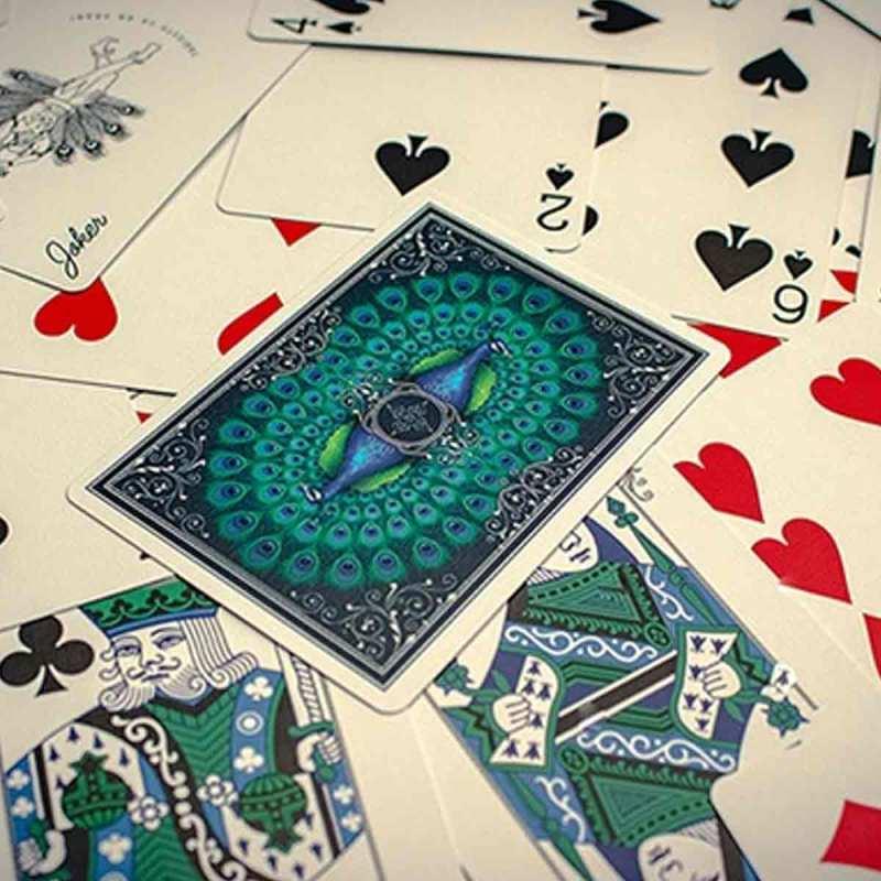 Jual Kartu Remi Limited Edition Peacock Playing Card Online Maret 2021 Blibli