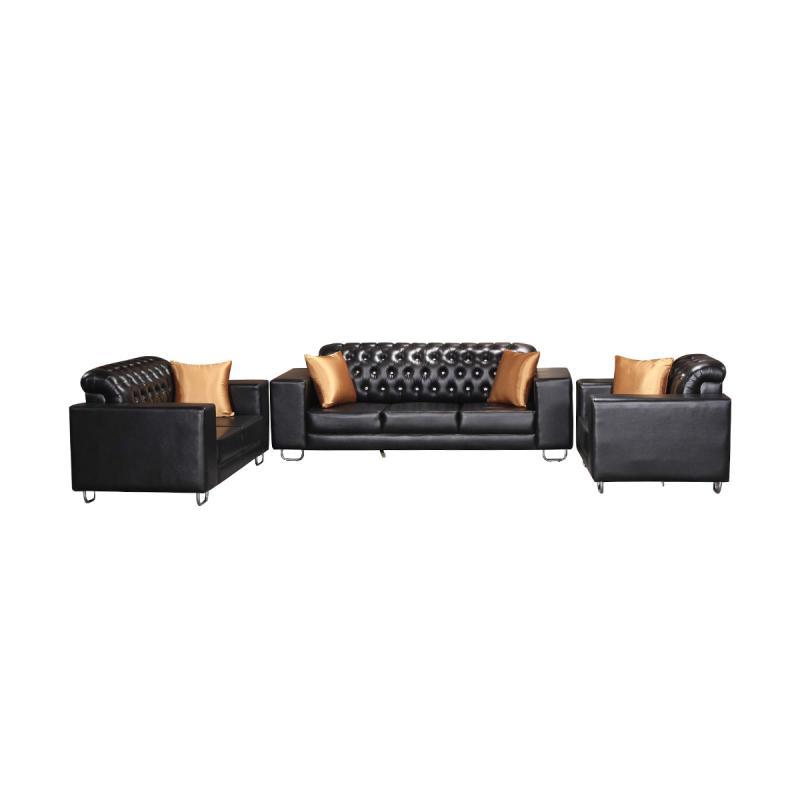 Sofa Bed Minimalis Di Bandung  jual furnistar minimalis tipe lexus kulit 321p fullset sofa