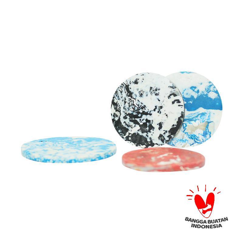 ROBRIES Recycle Arafuru Coaster Set