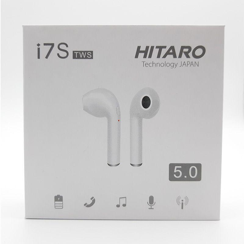 Jual Hitaro I7s Tws Earphone Earbuds Headset Bluetooth 5 0 Putih Online September 2020 Blibli Com