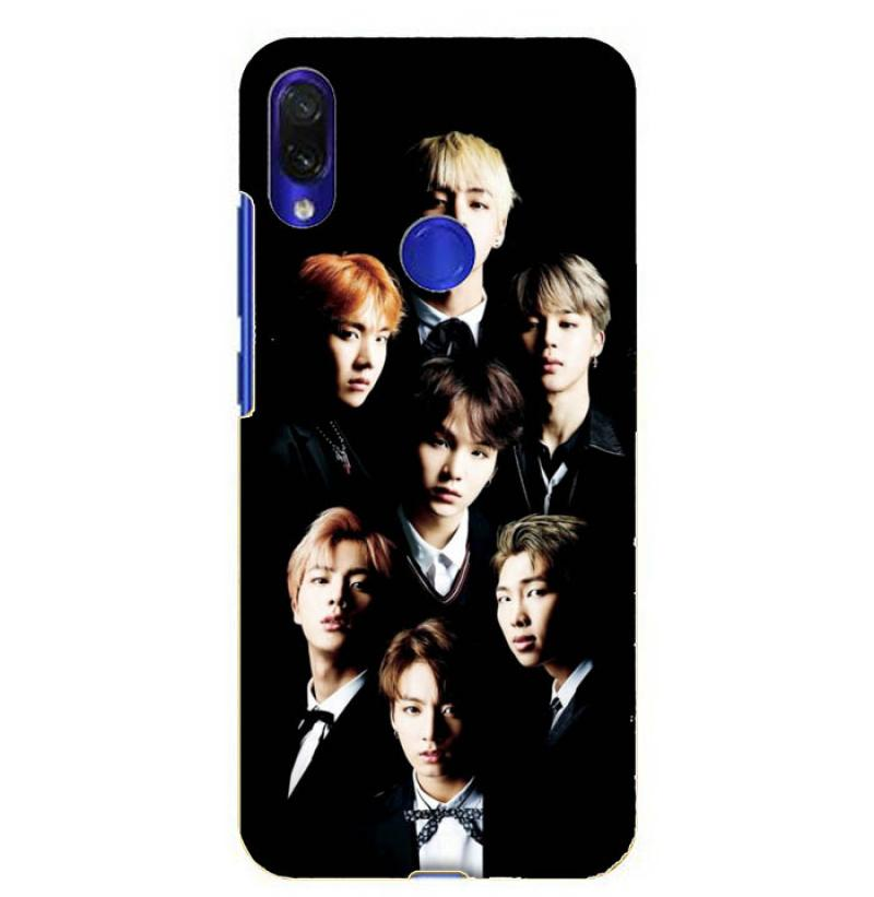 acc hp casing custom hardcase bts wallpaper l3086 xiaomi redmi 7 full01