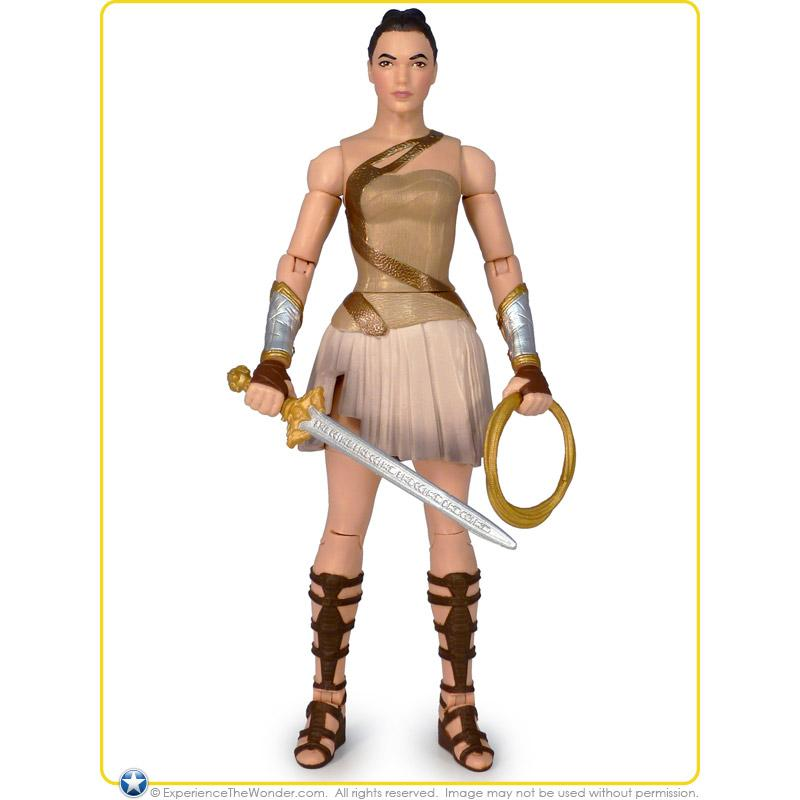 DC Comics Multiverse Wonder Woman Movie Diana Of Themyscira Action Figure