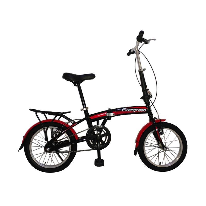 Evergreen Folding Bike Sepeda Lipat 16 Inch